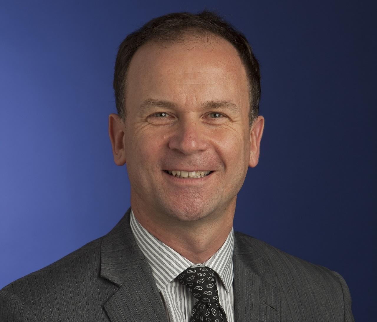 Martin Findlay, senior partner, KPMG