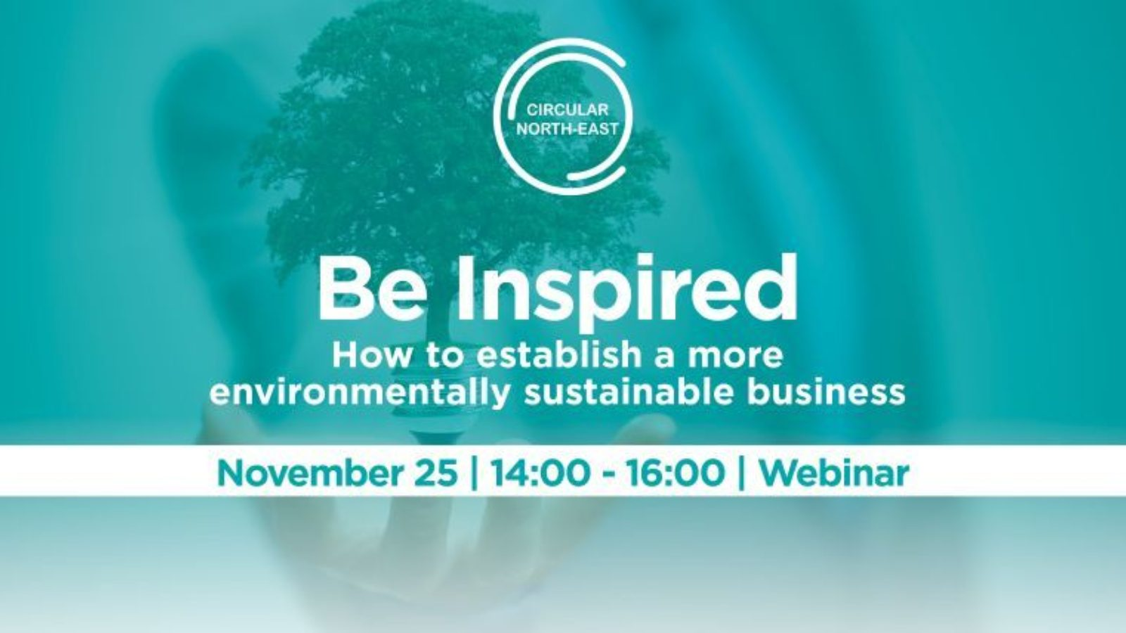 Be Inspired - How to establish a more environmentally sustainable business