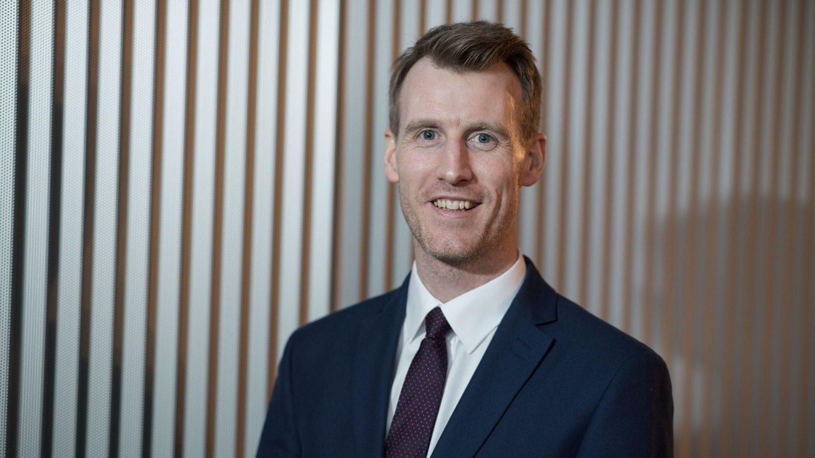 Allan McEwan, city manager for Aberdeen, CityFibre