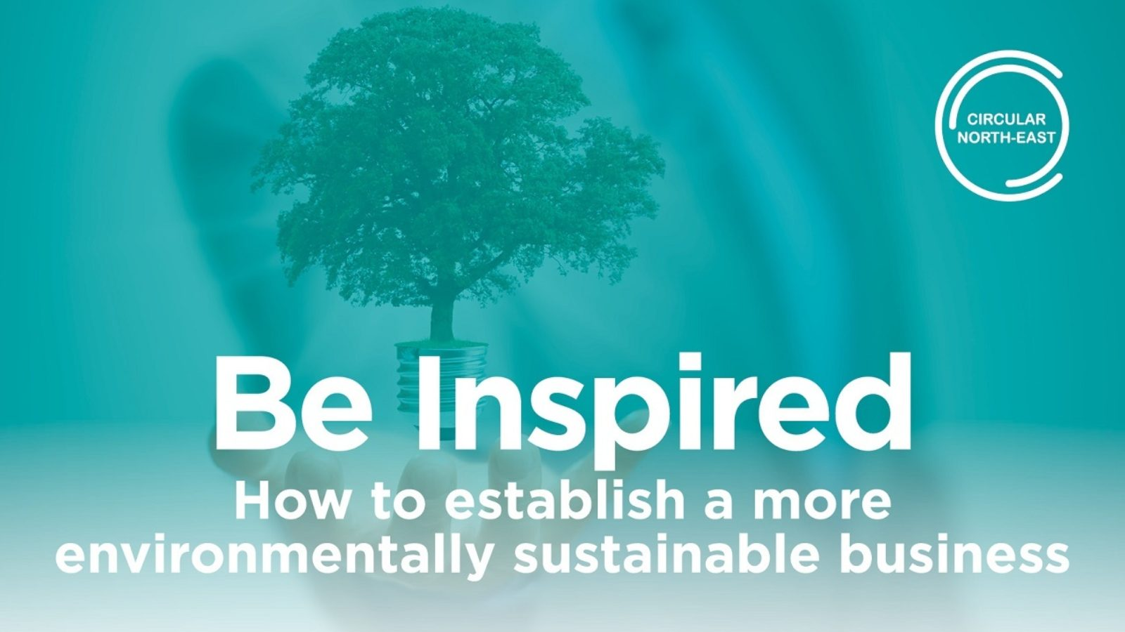 Be Inspired – the path to a green recovery