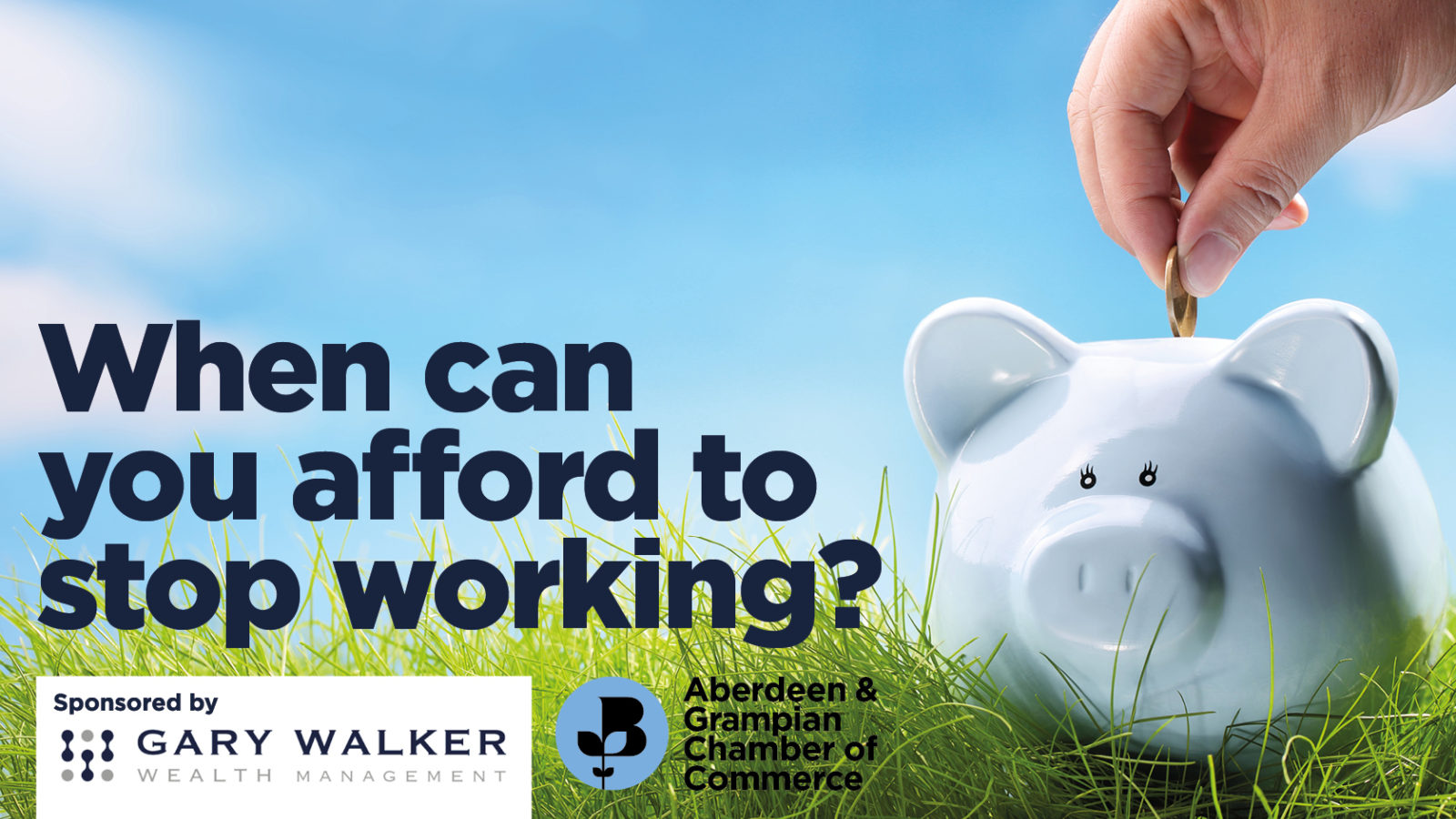When can you afford to stop working?: 'A Masterclass in Personal Financial Planning'