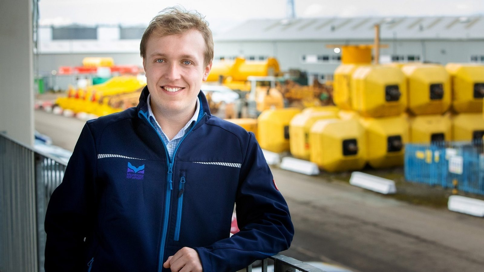 Montrose Port at the forefront of circular economy effort