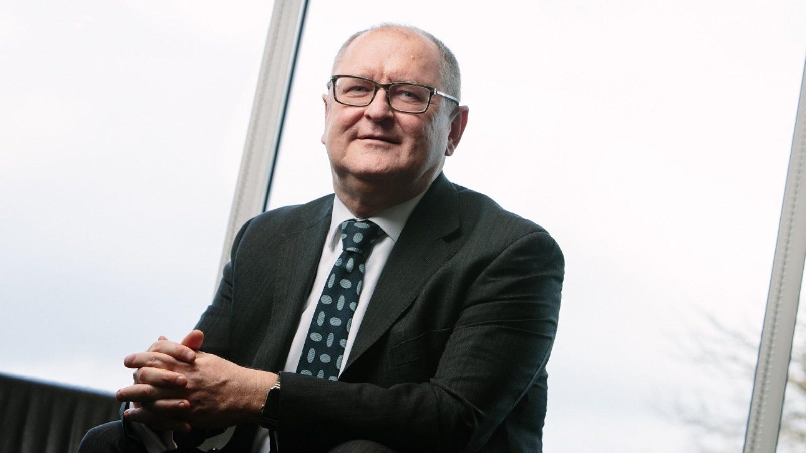 John McDonald, chief executive officer, OPITO