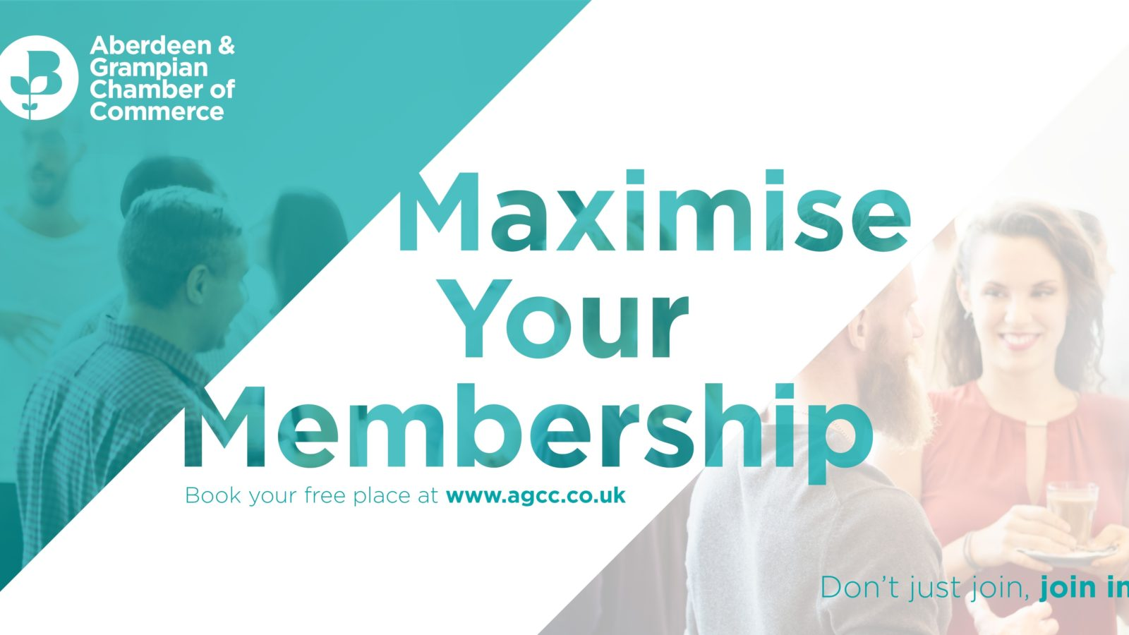 Maximise your Membership: Free event for those wanting to refresh their knowledge or find out more about joining the Chamber
