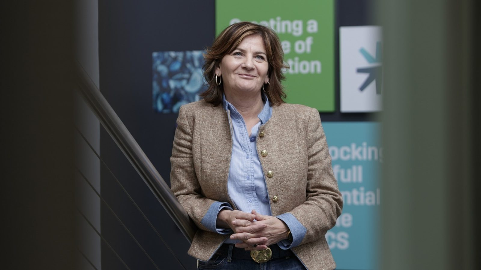 Colette Cohen OBE, chief executive officer, Oil & Gas Technology Centre