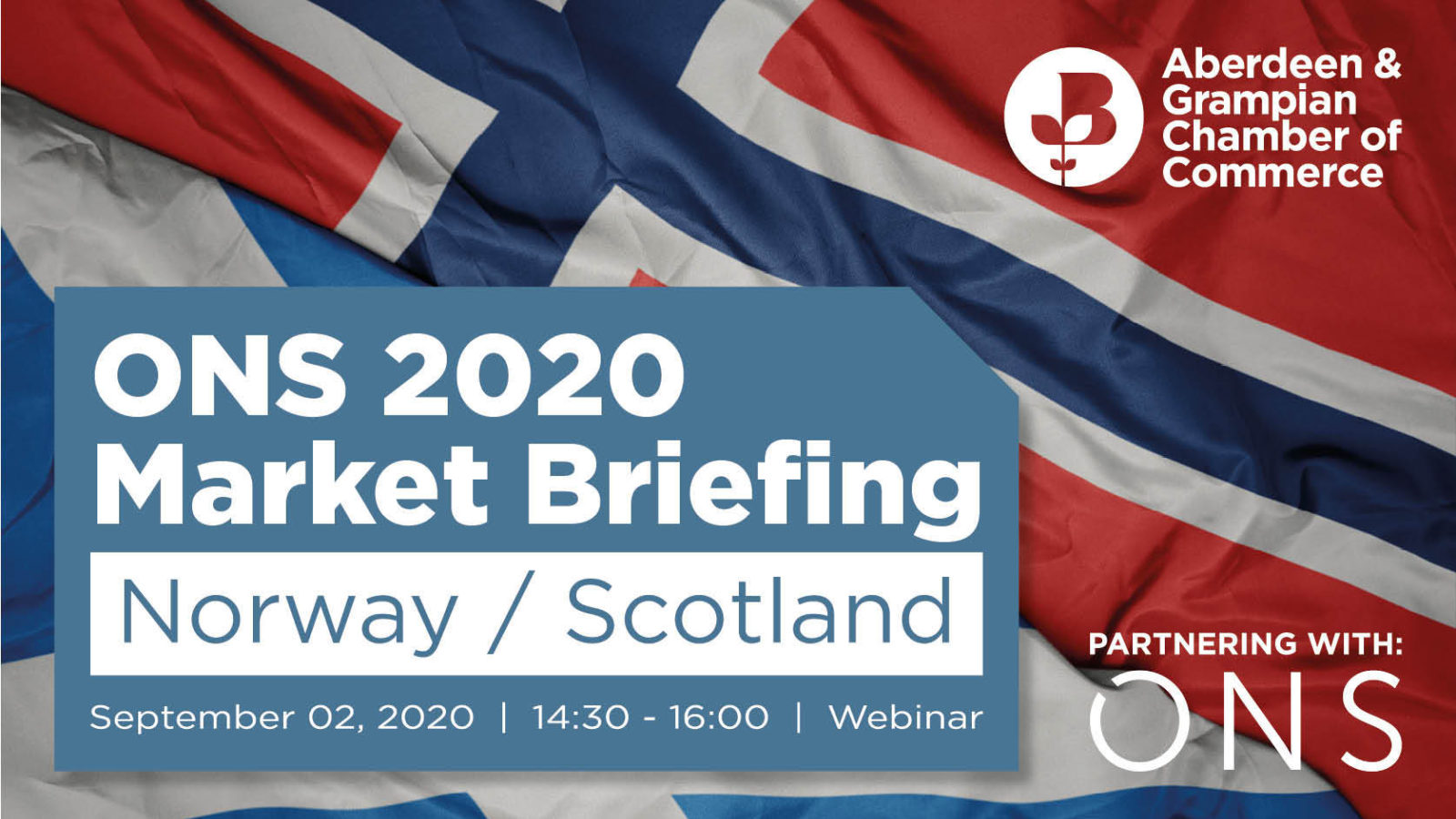 ONS 2020 Market Briefing – Norway / Scotland