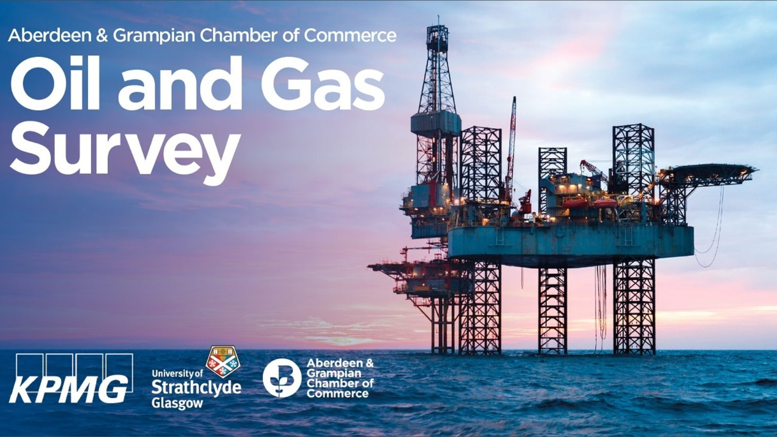 The 32nd Oil & Gas Survey is now closed. Thank you for helping us to capture valuable data and insight, the results will be posted here in due course.