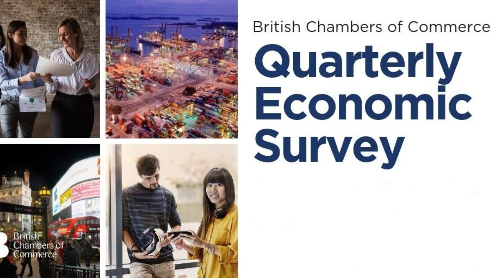 Have your say: Take part in the BCC Quarterly Economic Survey, the largest independent business survey in the UK