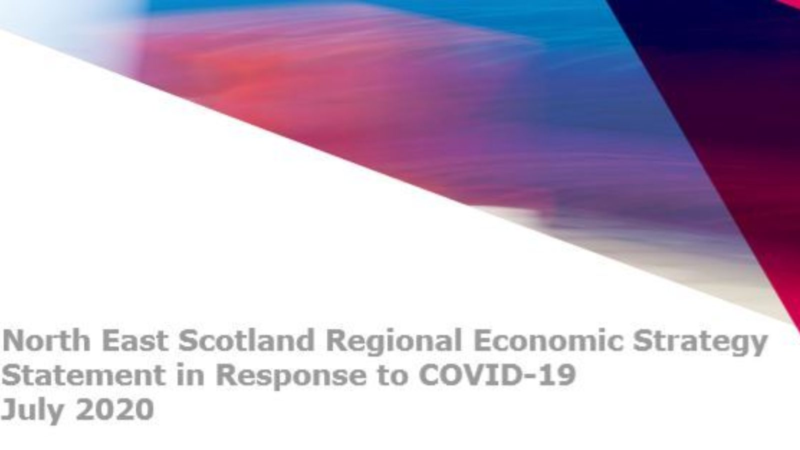Regional Economic Strategy update sets out priority actions