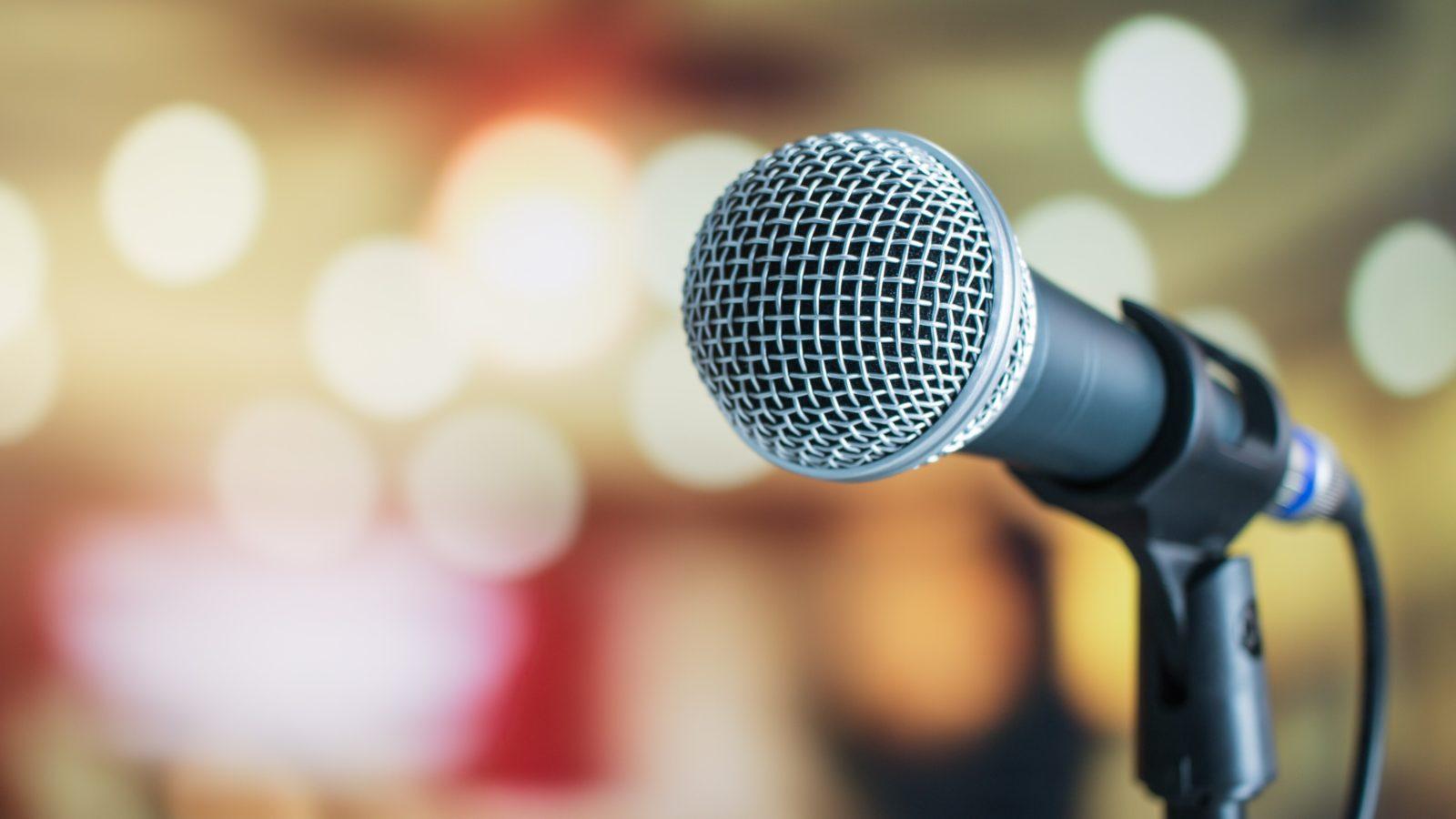 Raise your profile speaker opportunities
