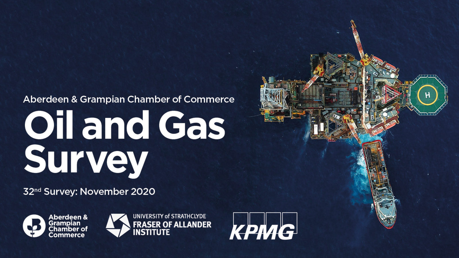 32nd Oil & Gas Survey launch: Understanding the drivers, challenges and opportunities which are influencing future activity is invaluable for the North-east economy