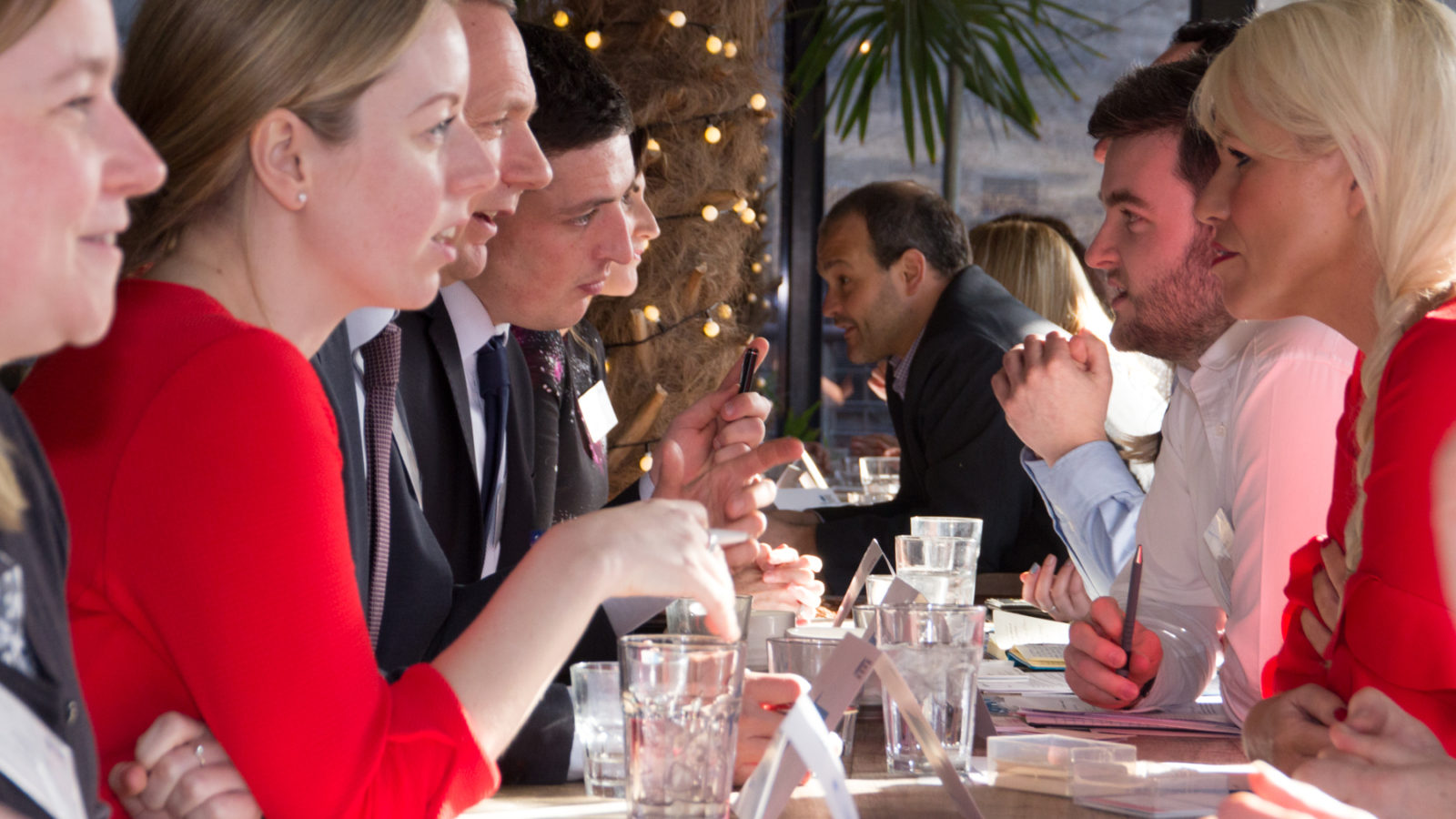 Speed Networking: Raise your profile and make a new contacts in this fast-paced event