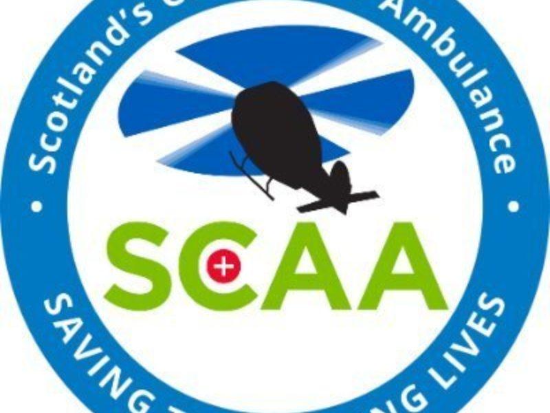Scotlands Charity Air Ambulance
