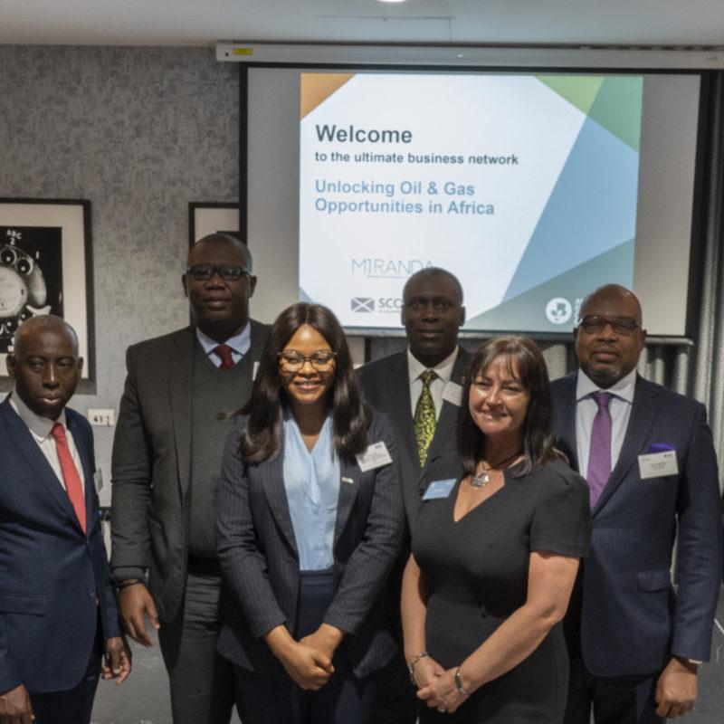 Unlocking Opportunities in Africa - October 2018