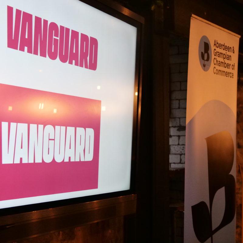 Vanguard at Brewdog - April 2019