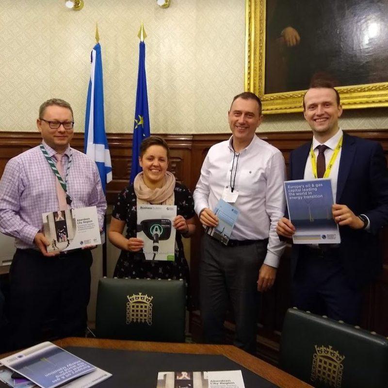 Westminster visit - Jan 2020