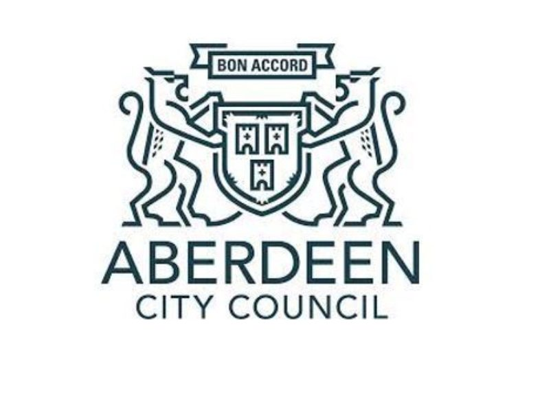 CNE Aberdeen City Council logo