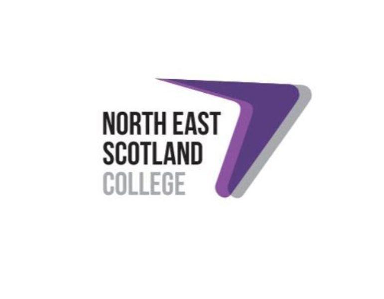 North East Scotland College logo