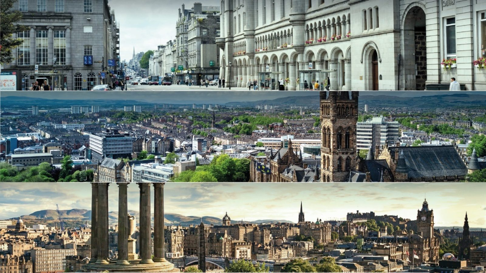 Scotland's largest cities united on the route to economic recovery