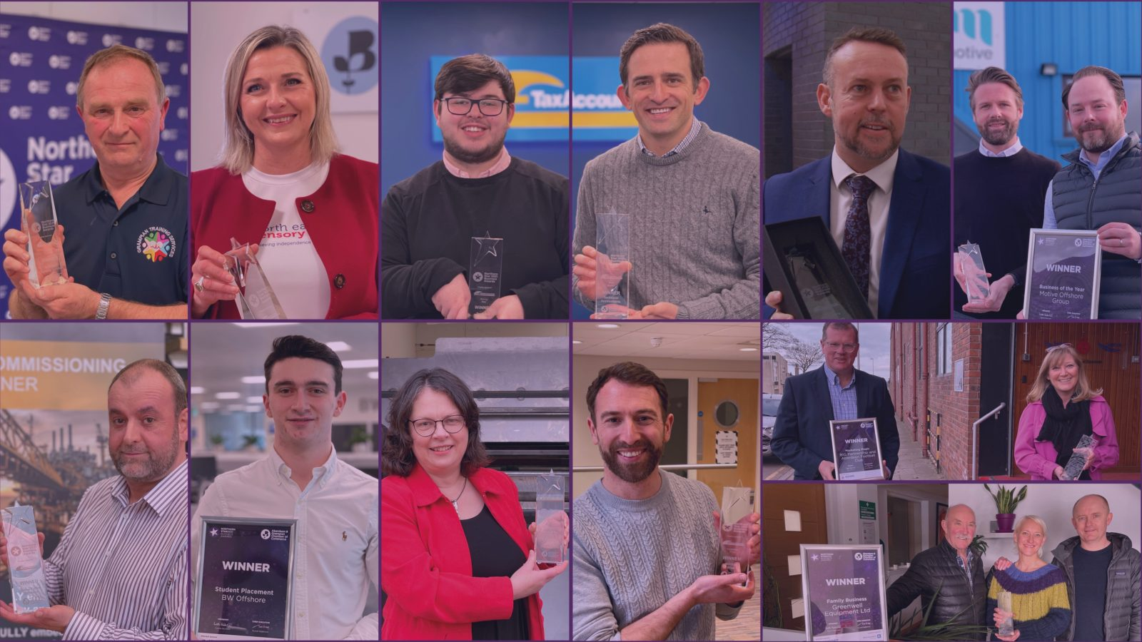 Local business success celebrated at Northern Star Business Awards