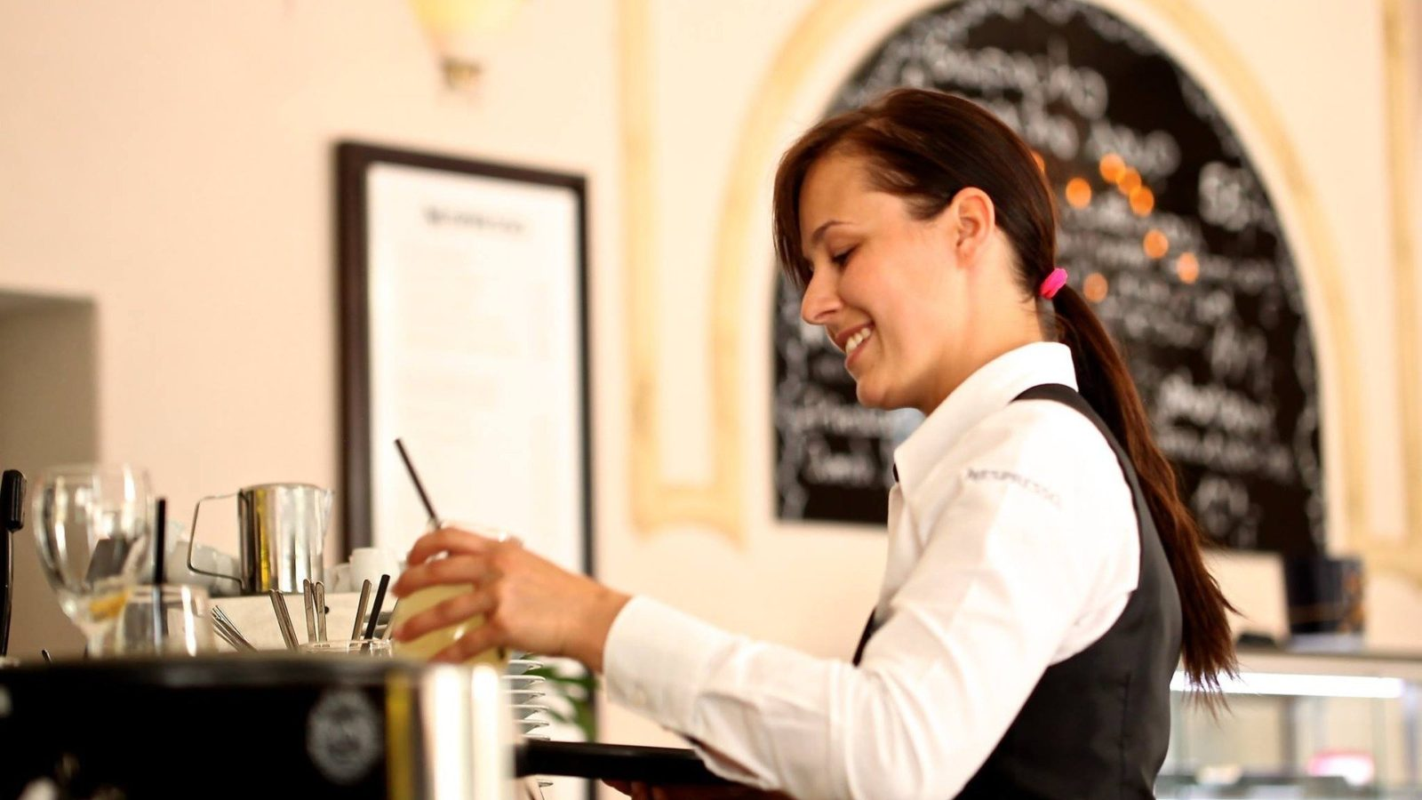 Hospitality organisation gives a warm welcome to the Young Person's Guarantee
