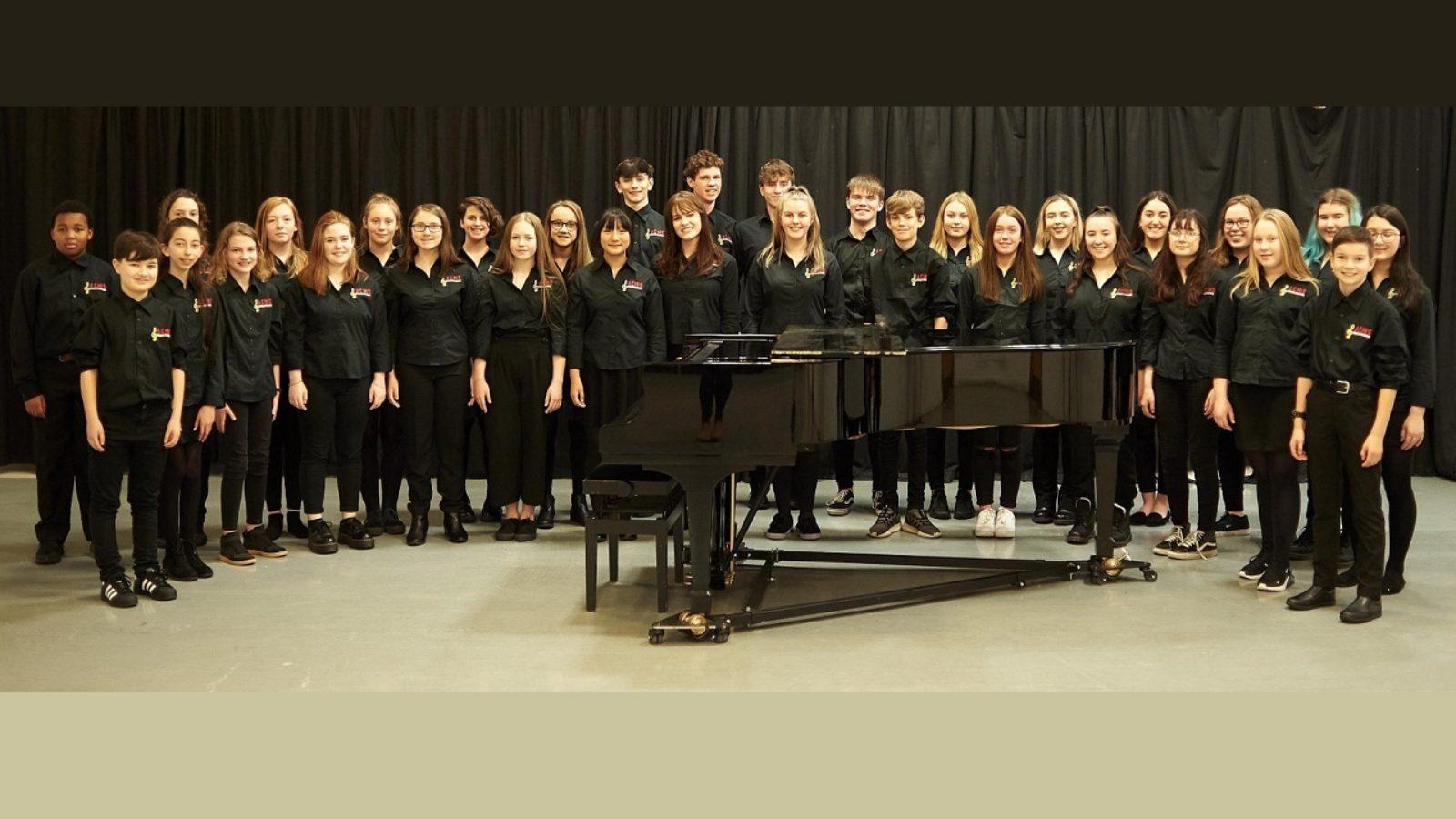 Aberdeen City Music School beats lockdown with online end of term concert
