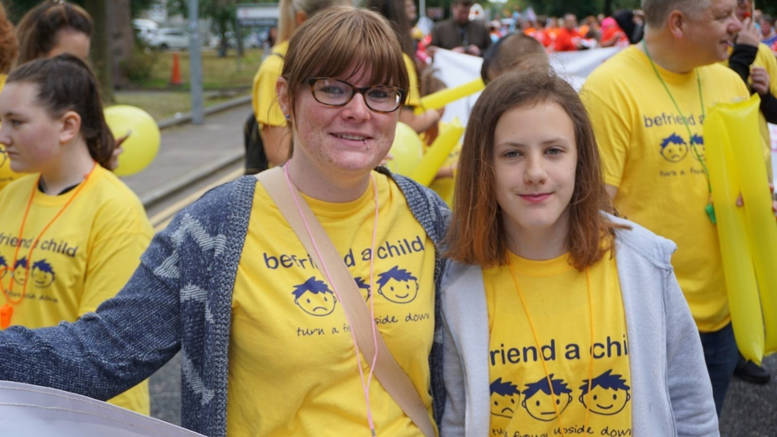 Befriend a Child celebrate Volunteers' Week sharing inspirational stories on how their befrienders and mentors impact the lives of local children and young people