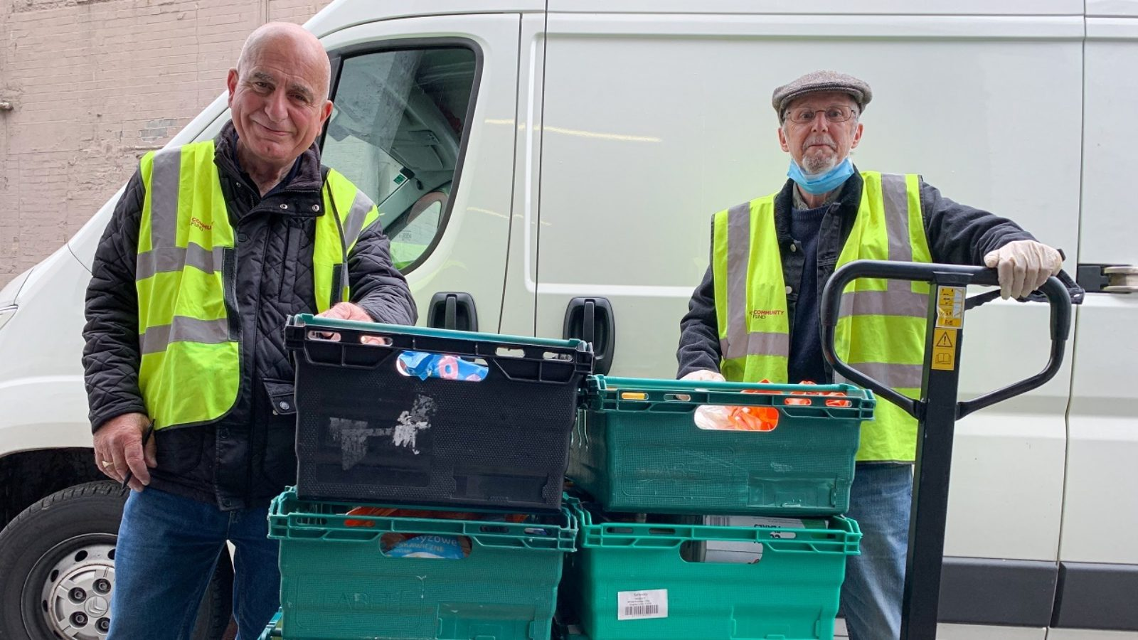 Food charity to provide 370,000 additional meals to vulnerable people this year