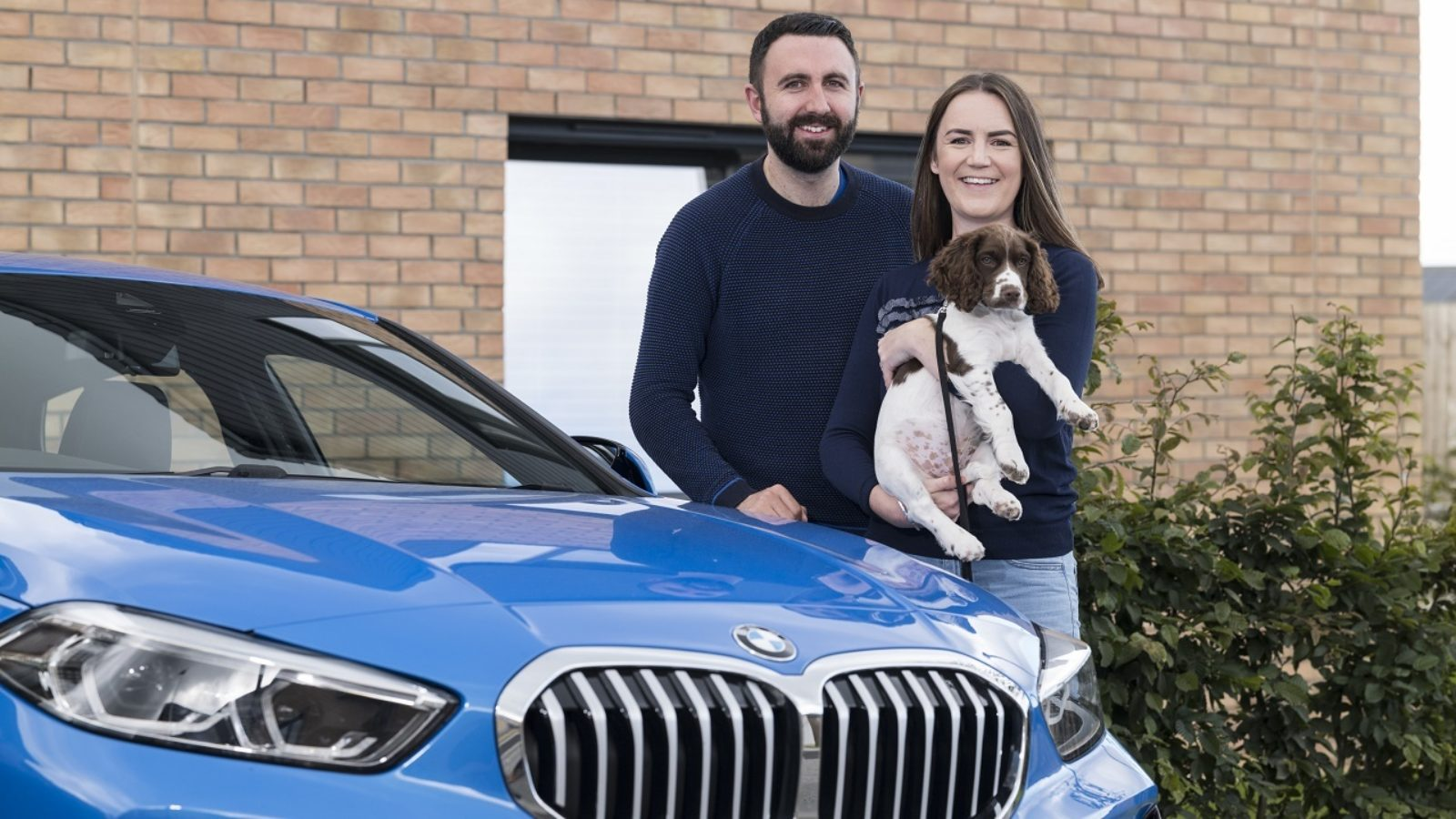 Stewart Milne Homes set to make driving home for Christmas extra special for one new homeowner