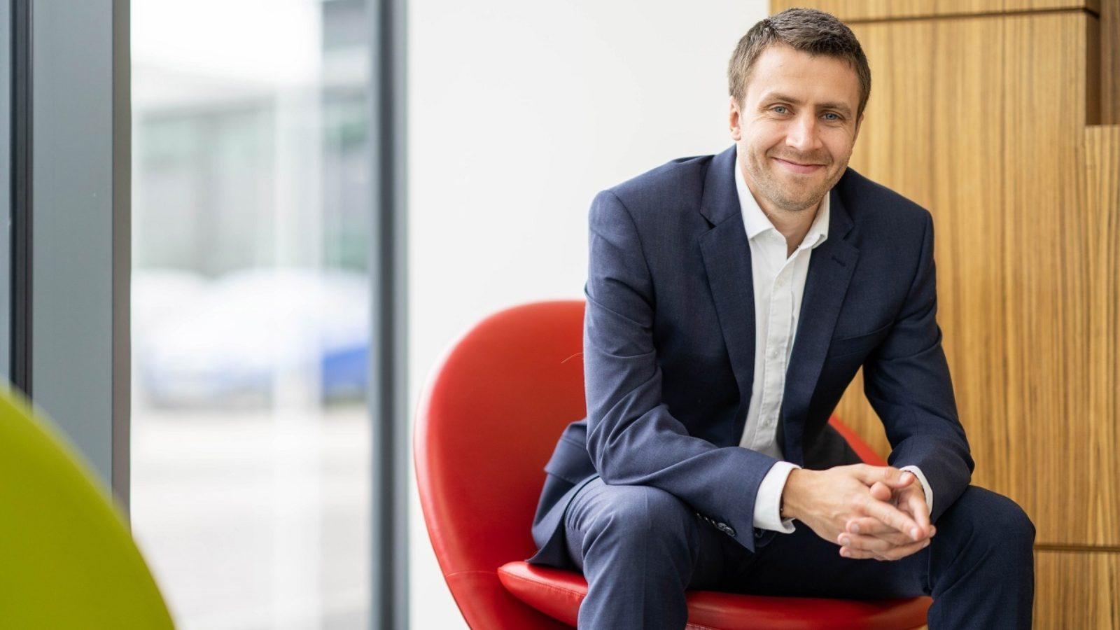 David Jamieson founder of Salus Technical