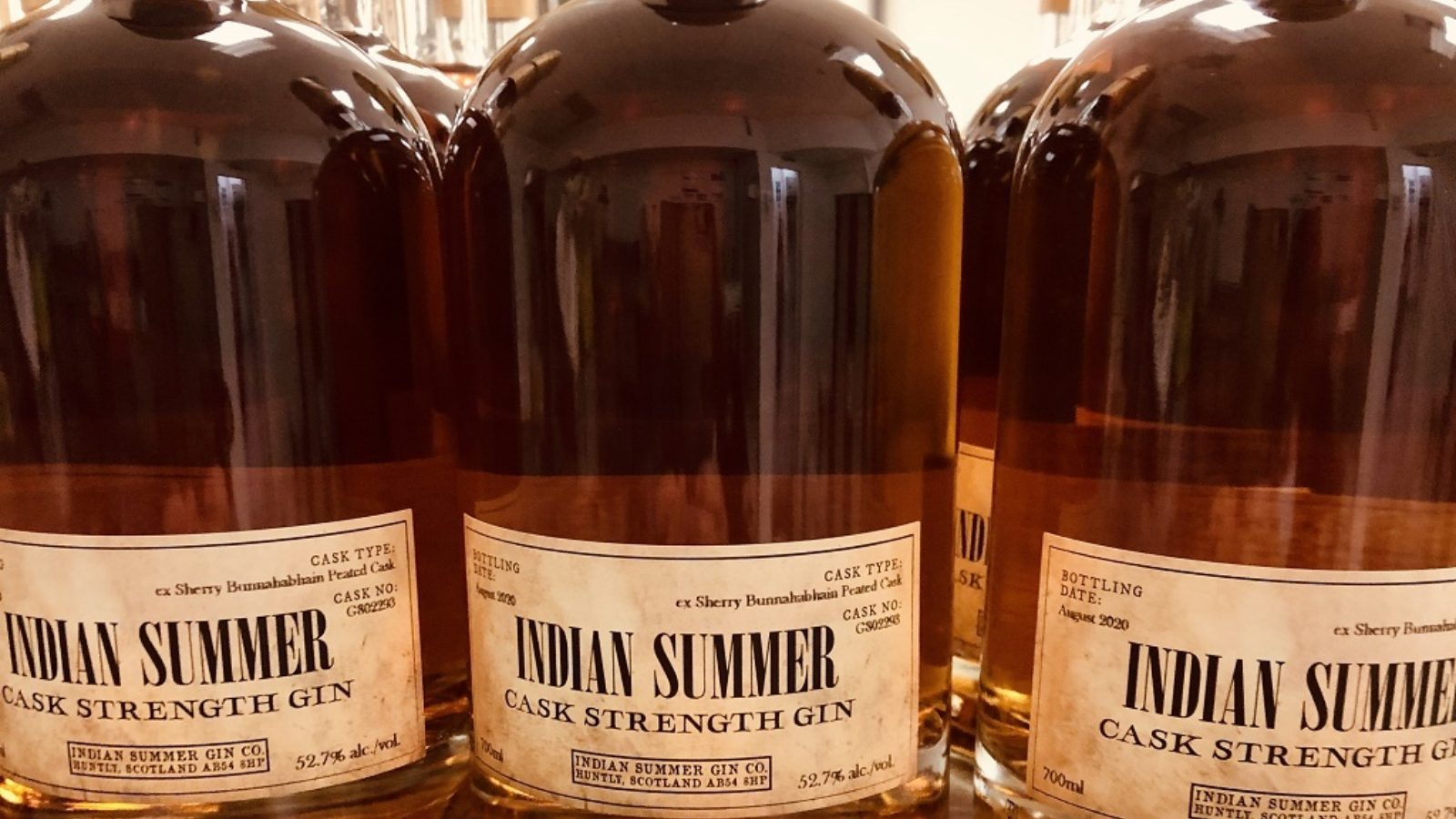 Bringing a new dimension with gin and whisky hybrid