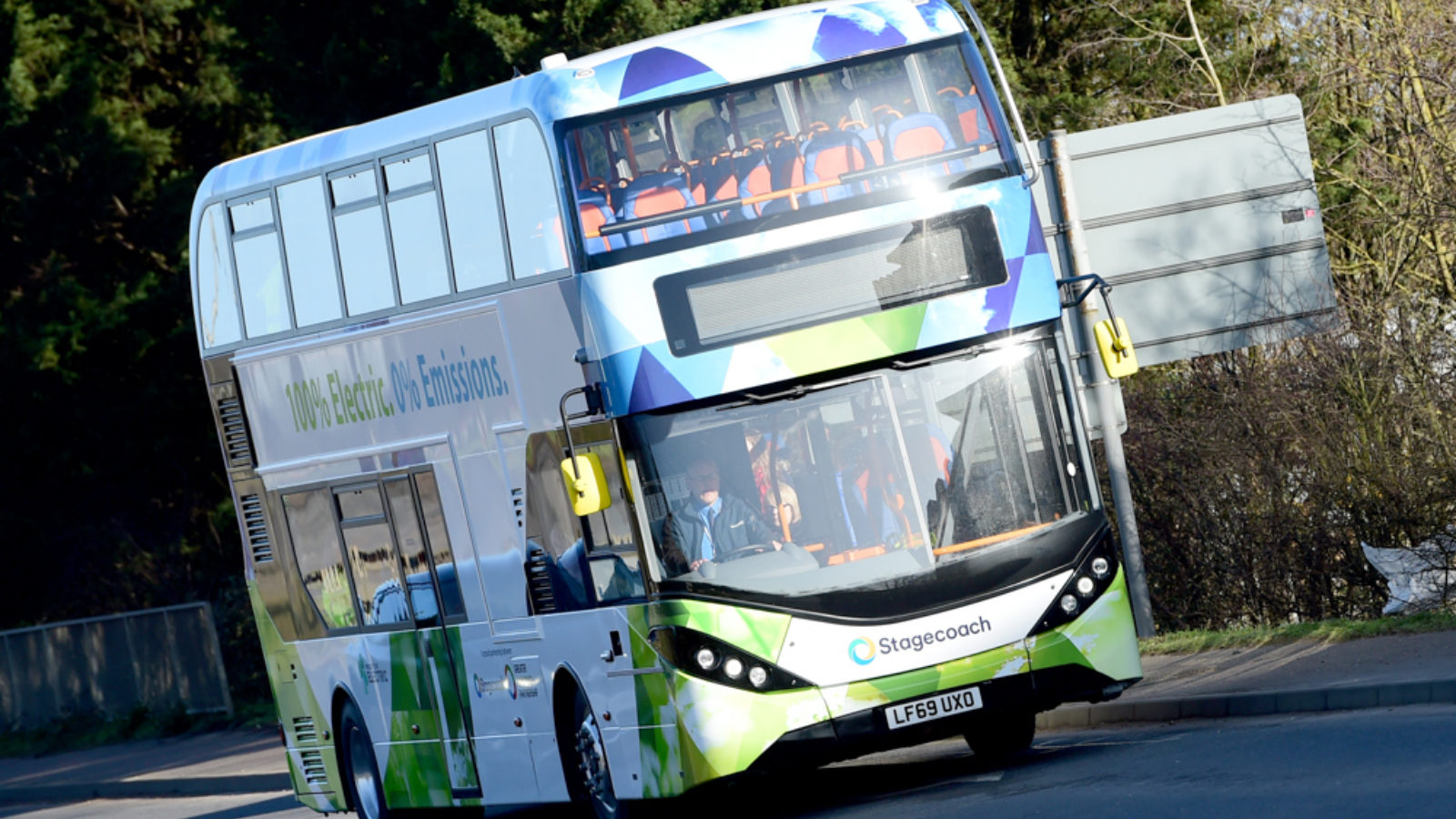 Aberdeen bus routes set to power up