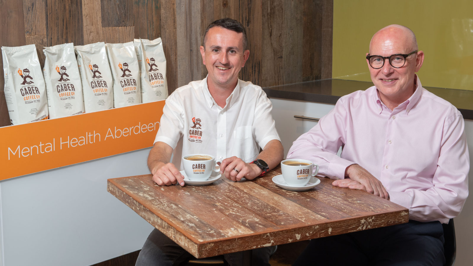 Caber Coffee encourages coffee drinkers to Spill the Beans
