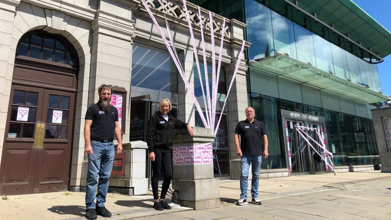 HMT joins forces in national campaign #MissingLiveTheatre