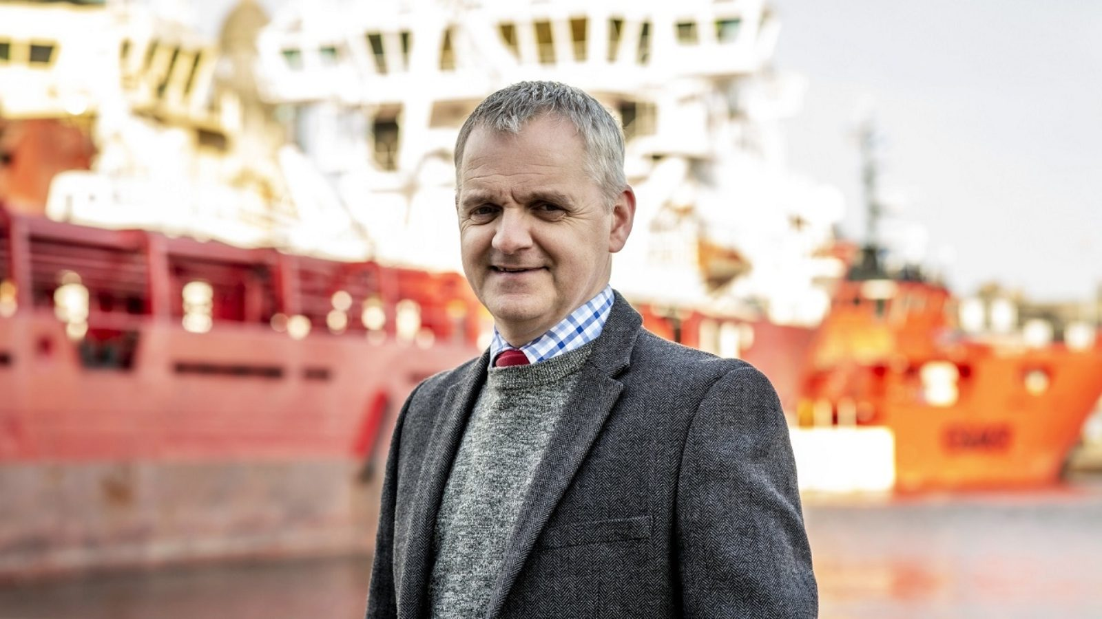 Keith Young Engineering Director harbour