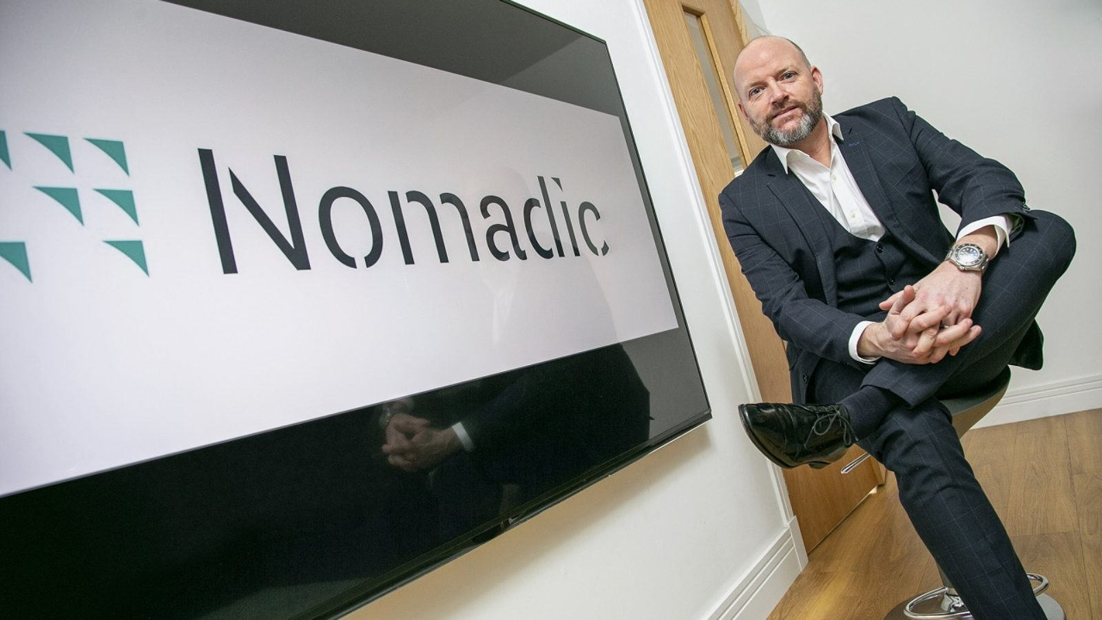 Aberdeen's key role in Nomadic – a global  immigration technology innovation