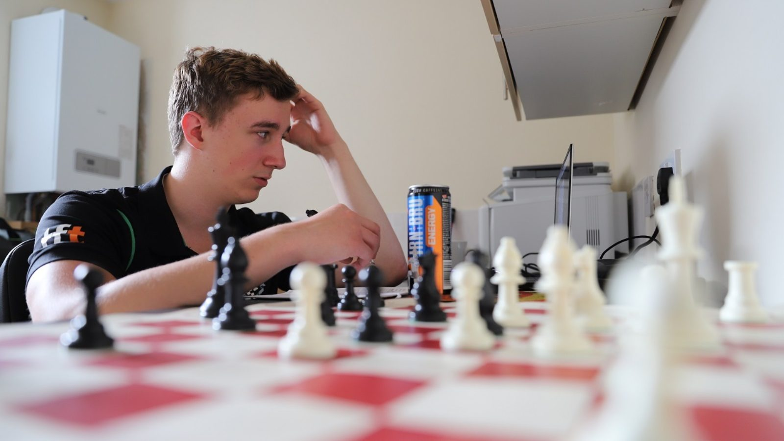 Checkmate for Aberdeen Computing Science Student in top international hackathon