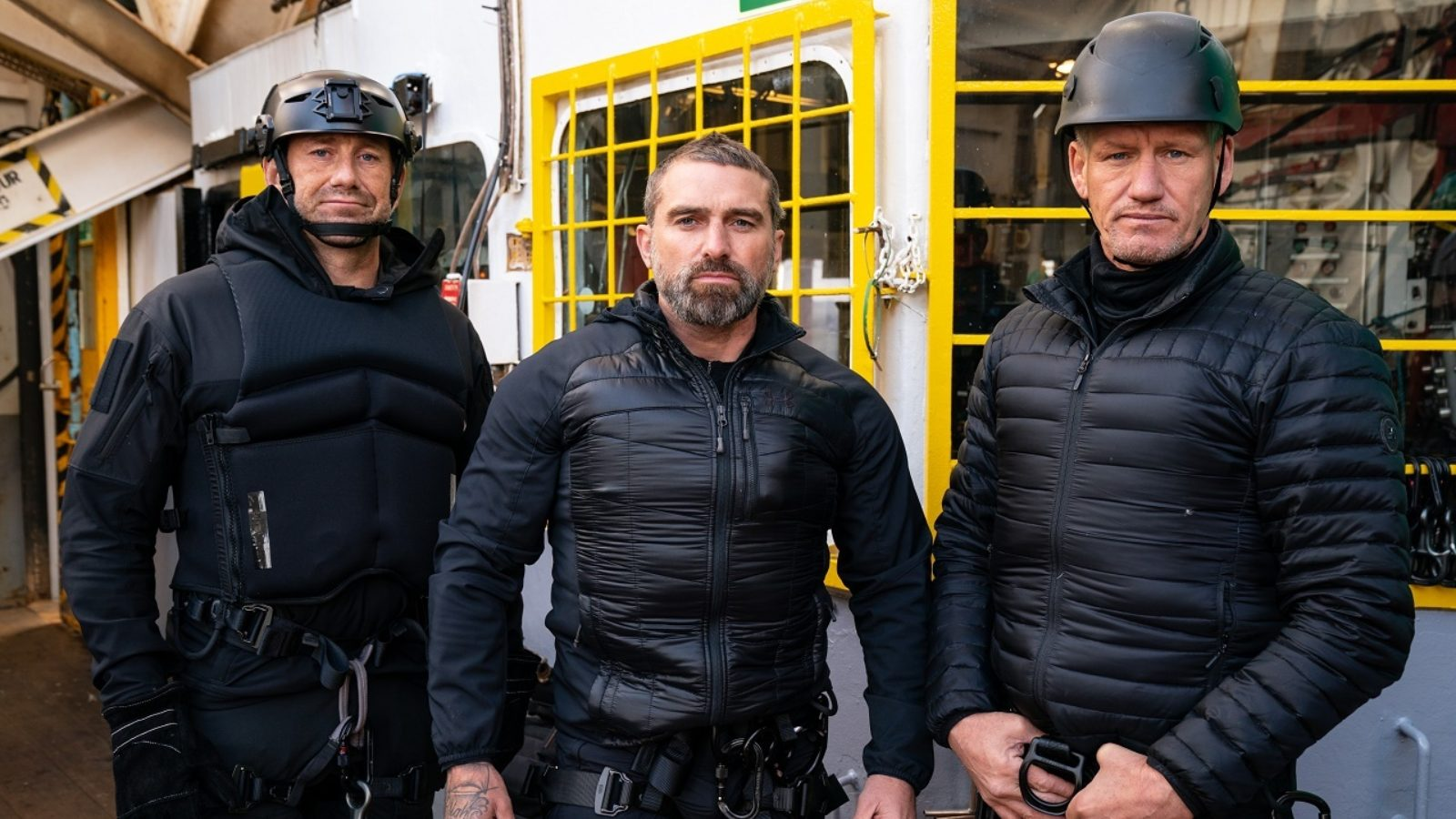 Top channel 4 series 'SAS: Who Dares Wins' uses Aberdeen decommissioning company to film rig-based task for its latest series