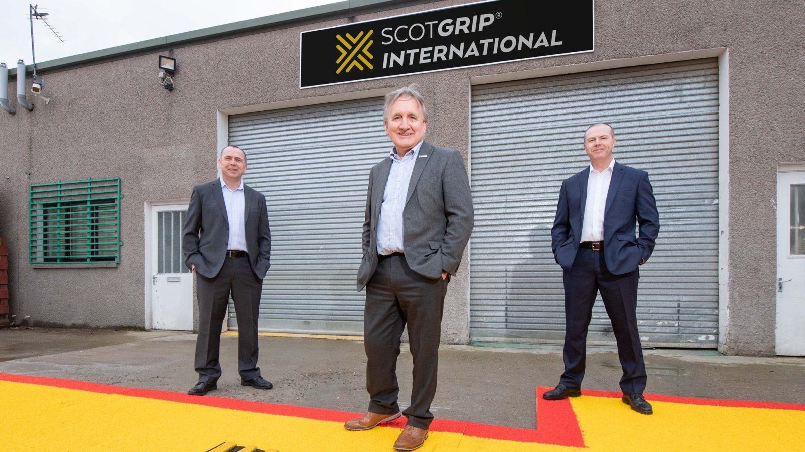 SCOTGRIP INTERNATIONAL® partners with Craig International