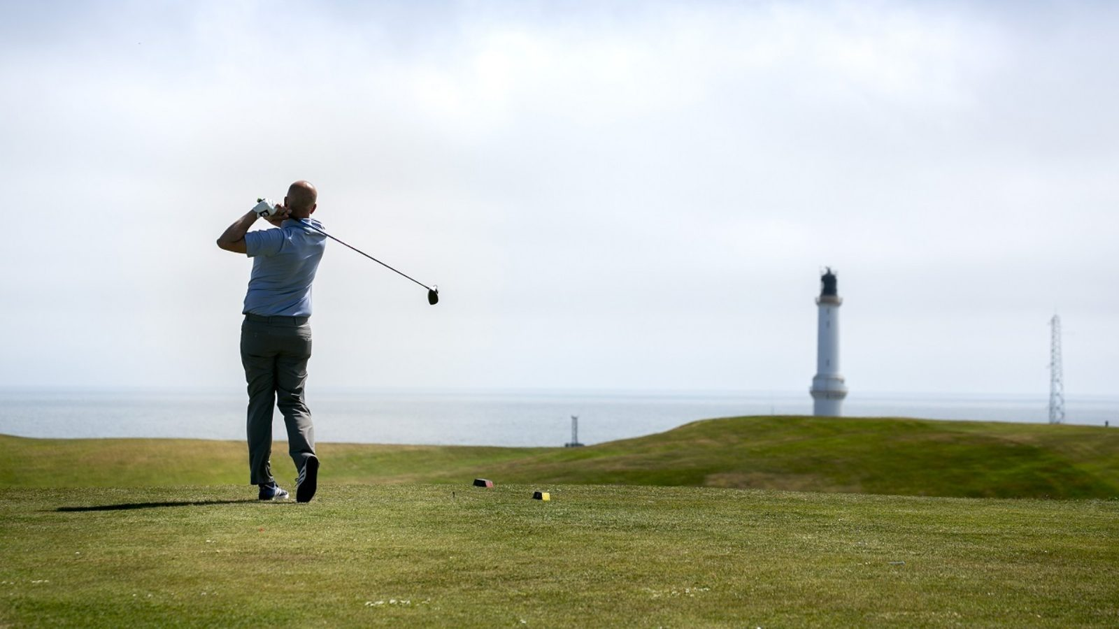 Golf Aberdeen getting back into the swing of things