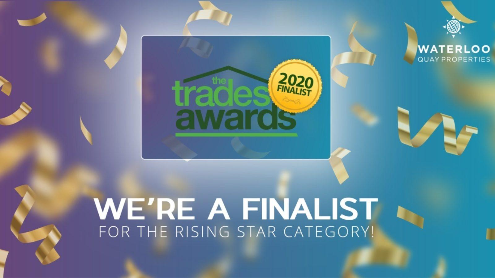 Waterloo Quay rising star nominated for trade award