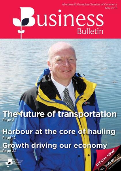 2013 May Bulletin