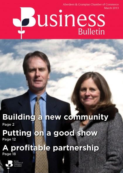 2013 Mar Bulletin