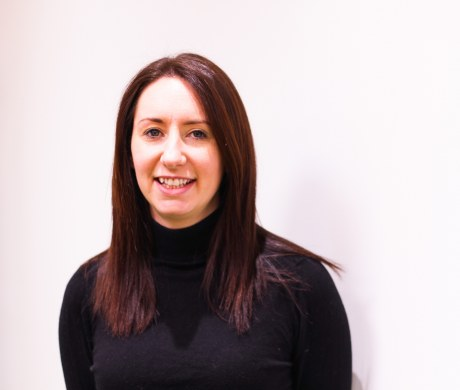 Eilidh Clarkson, sales manager, Absoft