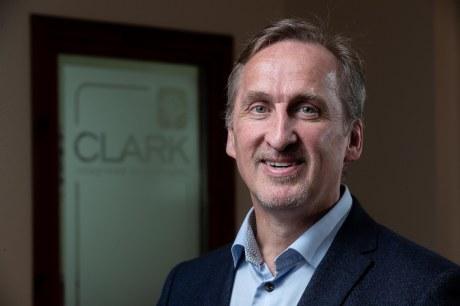 Austen Clark, managing director of Aberdeenshire-based Clark IT.