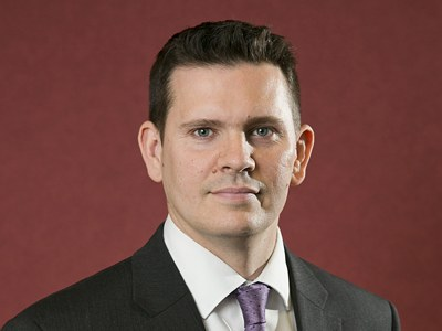 Will Thomas , private development manager, Clydesdale Bank