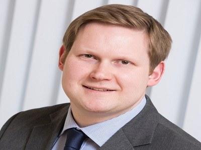 Brian Main, associate director, estate agency, Blackadders LLP