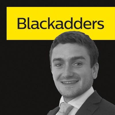 Duncan Milne, trainee solicitor, Blackadders LLP