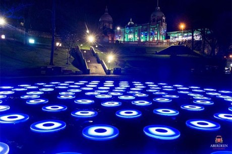 World Famous Outdoor Installations Go On Show In The City Centre