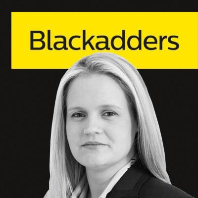 Nahdean McLarty, property manager, Blackadders LLP